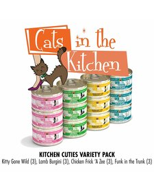 Weruva CITK Variety Pack 3.2 oz