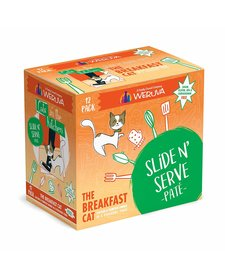 Weruva CITK Pate The Breakfast Cat 3 oz Case