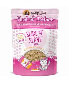 Weruva Pates Meal of Fortune 2.8oz