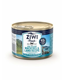 ZiwiPeak Cat Lamb & Mackerel 6.5 oz
