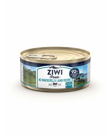 ZiwiPeak Cat Mackerel & Lamb 3 oz case