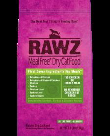 Rawz Cat Chicken & Turkey 3.5lb