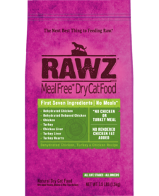 Rawz Chicken & Turkey 3.5 lb