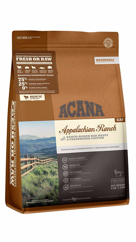 Acana (Champion) Acana Cat Appalachian Ranch 4lb