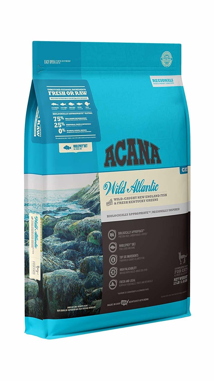 Acana (Champion) Acana Cat Wild Atlantic 10lb
