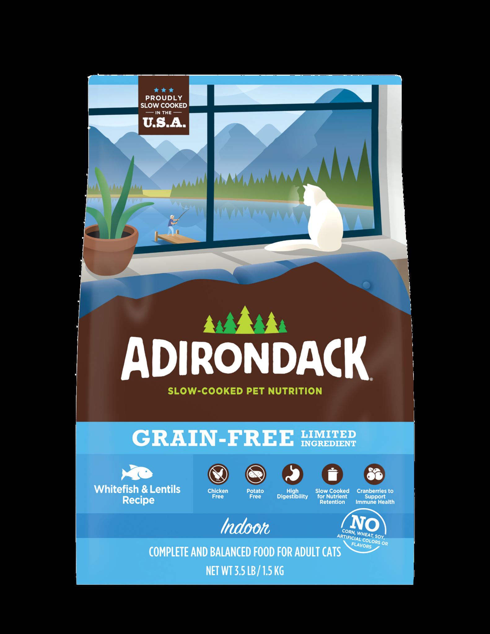 Adirondack Adirondack GF Whitefish Indoor Cat 11 lb