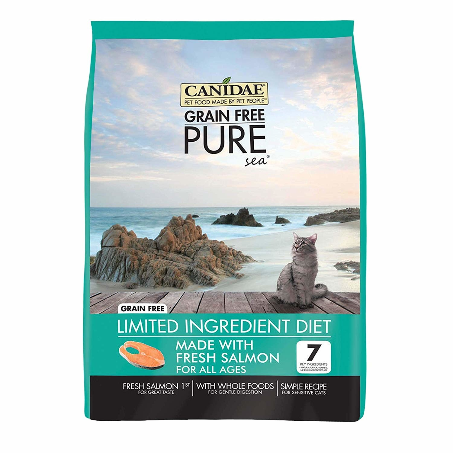 Canidae (Diamond) Canidae Cat Pure Sea 2.5 lb