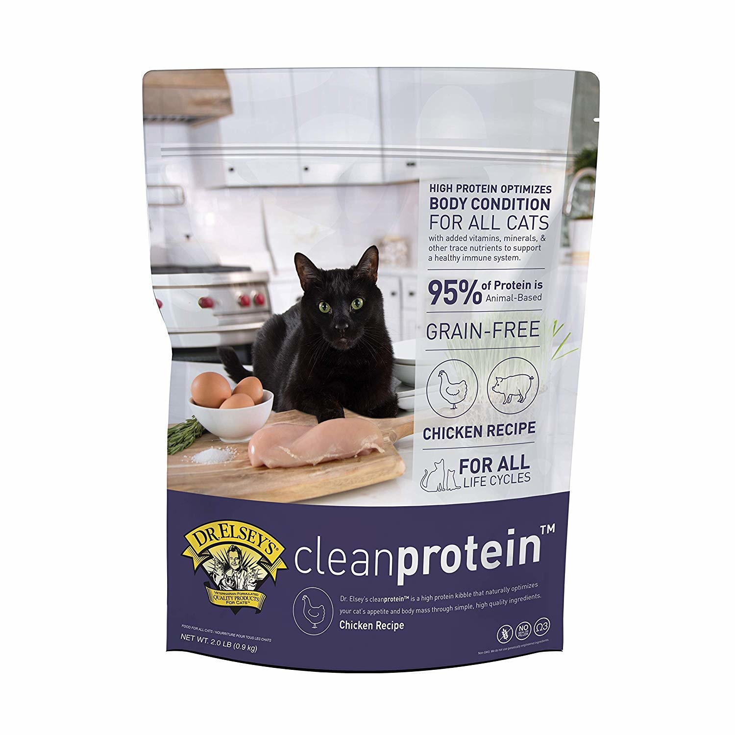 Dr. Elsey's Precious Cat Dr. Elsey's Chicken 2lb
