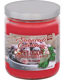 Sugared Cranberry Candle 13 oz