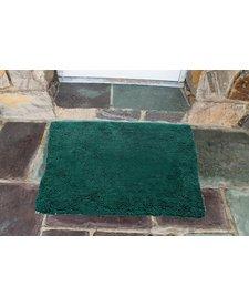 "Soggy Doggy Doormat Green 36""x60"""