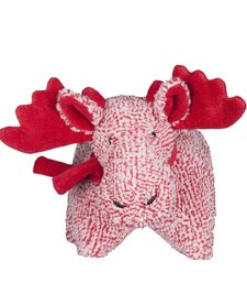 Holiday Squoochie Cozy Cottage Moose