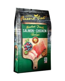 Fussie Cat Salmon & Chicken 4 lb