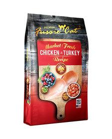 Fussie Cat Chicken & Turkey 10 lb