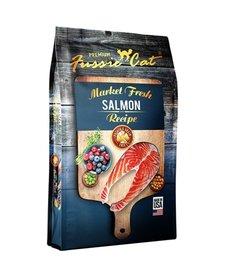 Fussie Cat Salmon 10 lb