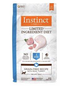 Instinct Cat LID Turkey 5 lb