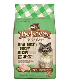 Merrick Cat Duck & Turkey 12 lb