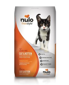 Nulo Freestyle Cat & Kitten Turkey/Duck 12lb