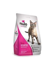 Nulo Freestyle Cat & Kitten Grain-Free Chicken & Cod 5lb