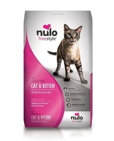 Nulo Freestyle Cat & Kitten Chicken/Cod 12lb