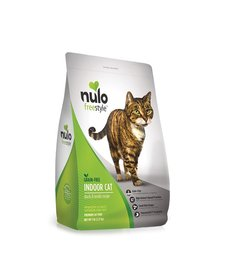 Nulo Freestyle Cat Indoor Duck 5lb