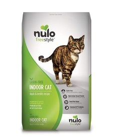 Nulo Freestyle Cat Indoor Duck & Lentil 12lb