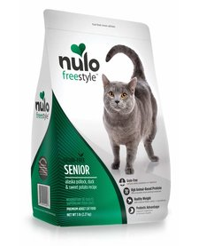 Nulo Freestyle Cat Senior 5 lb