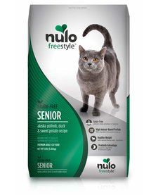 Nulo Freestyle Cat Senior 12 lb