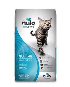 Nulo Freestyle Cat Trim Salmon 12lb