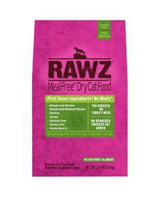 Rawz Cat Chicken & Turkey 7.8 lb