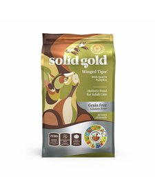 Solid Gold Cat Winged Tiger 3 lb