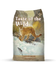 Taste of The Wild Cat Canyon River 5lb