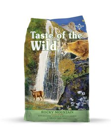 Taste Of the Wild Cat Rocky Mountain 5lb