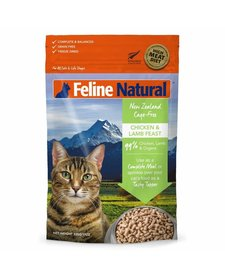 Feline Natural FD Chk & Lamb 11 oz