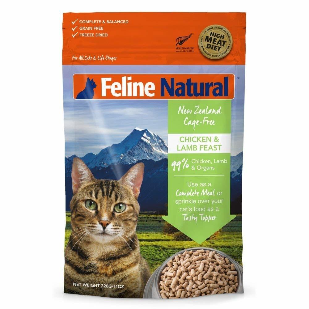 K9 Naturals Feline Natural FD Chk & Lamb 11 oz