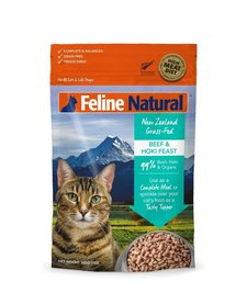 Feline Natural FD Beef & Hoki 11 oz