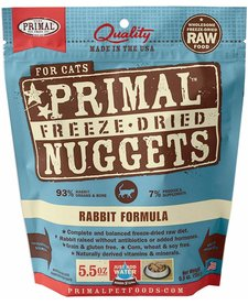 Primal Cat FD Rabbit 5.5 oz