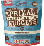 Primal Pet Foods Primal Cat FD Rabbit 14 oz