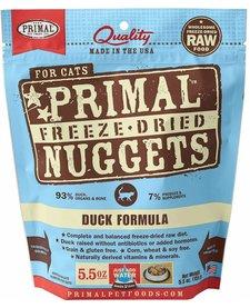 Primal Cat Freeze-Dried Duck 5.5 oz