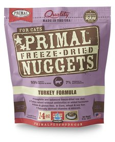 Primal FD Turkey Cat 14 oz