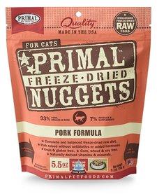 Primal Cat Freeze-Dried Pork 5.5 oz