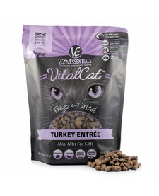 Vital Essentials Cat Freeze-Dried Turkey 12 oz