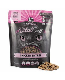 Vital Essentials Cat Freeze-Dried Chicken 12 oz