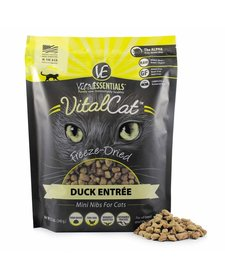 Vital Essentials Cat Freeze-Dried Duck 12 oz