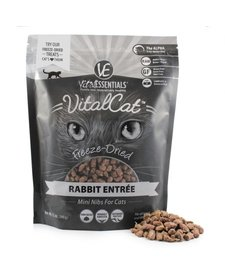 Vital Essentials Cat FD Rabbit 12 oz