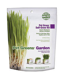 Self Grow Organic Grass Blend Medley for Cats 88g