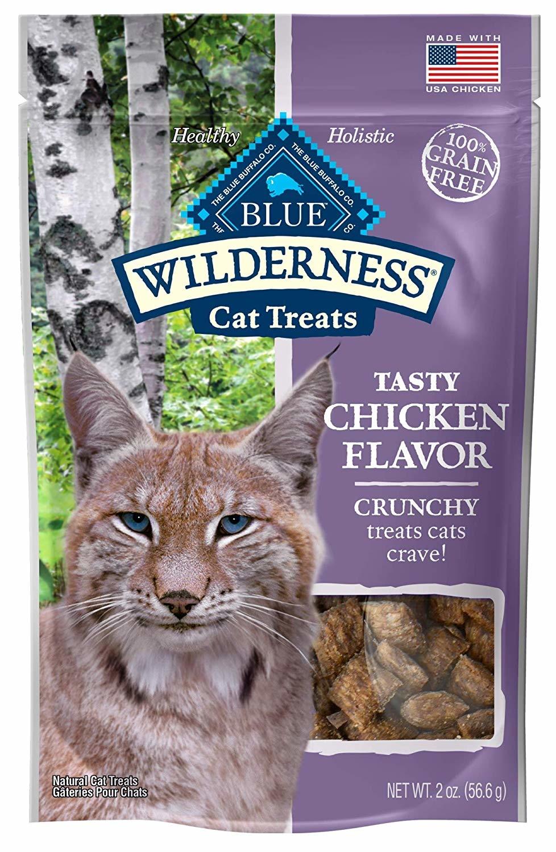 Blue Buffalo Blue Wilderness Cat Chicken 2 oz