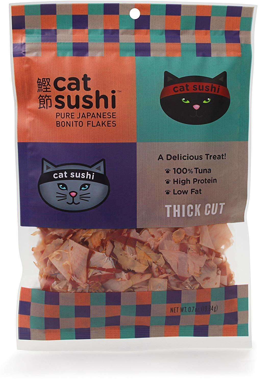 Cat Sushi Cat Sushi Thick Cut Bonito Flakes 0.7 oz