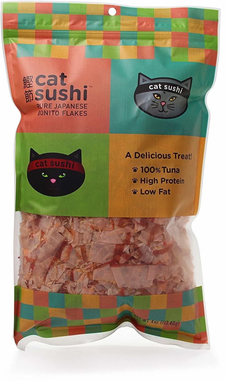 Cat Sushi Cat Sushi Classic Bonito Flakes 4 oz