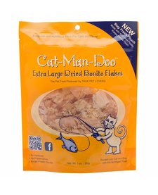 Cat-Man-Doo Dried Bonito Flakes 1oz