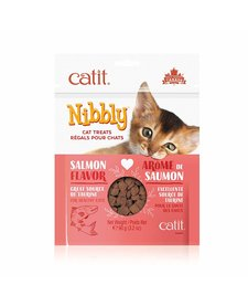 Cat It Nibbly Salmon 3.2 oz